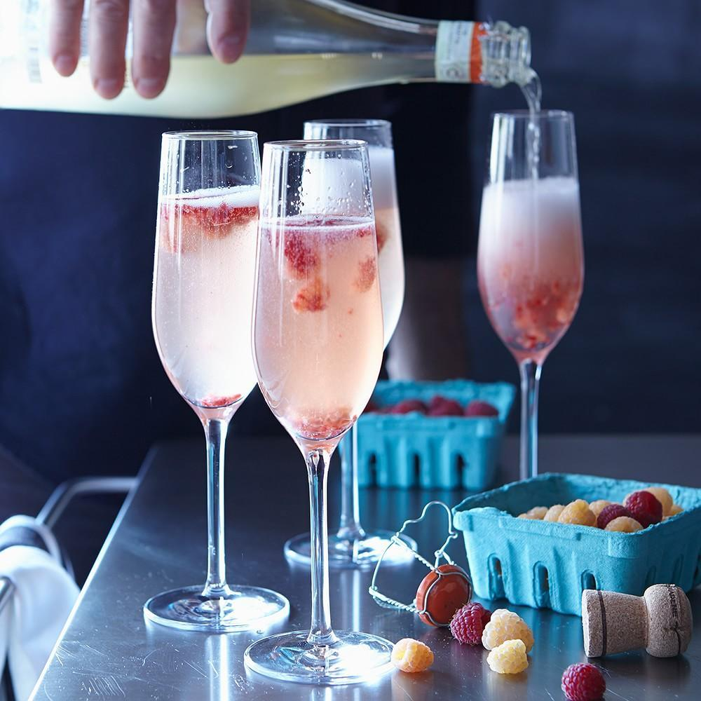 Williams Sonoma Open Kitchen Champagne Flute