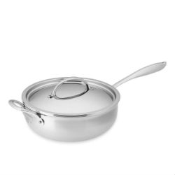 Williams Sonoma Thermo-Clad™ Stainless-Steel Essential Pan