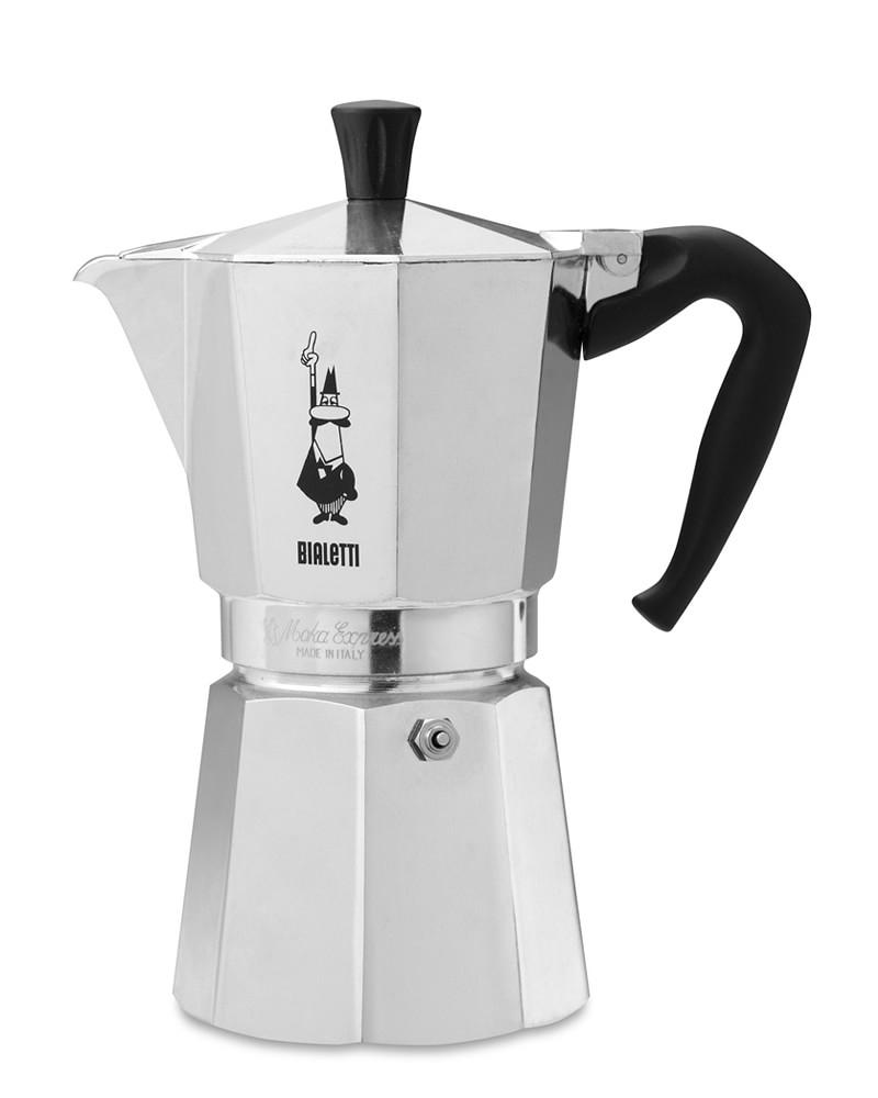 Bialetti Coffee Maker Debenhams : Bialetti Moka Express 9-Cup Espresso Maker Williams Sonoma AU