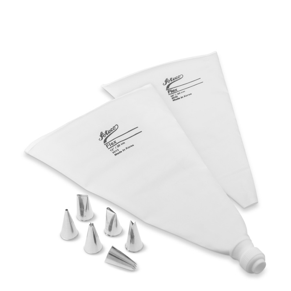 Ateco Pastry Bag Decorating Kit