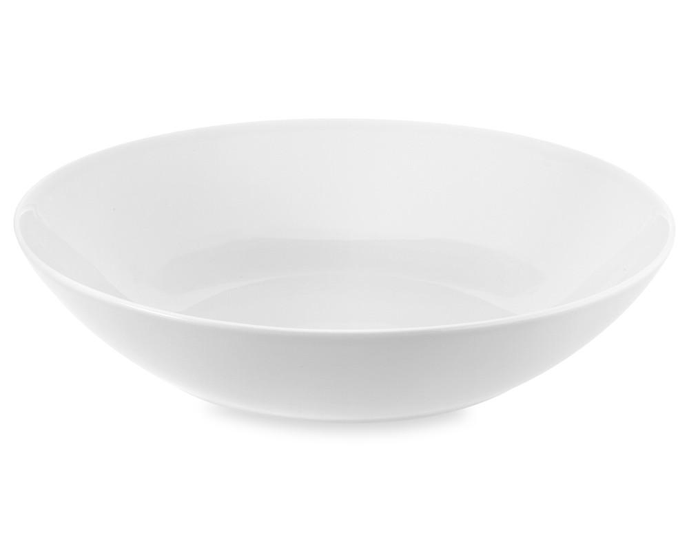 Pillivuyt Shallow Coupe Porcelain Serving Bowl