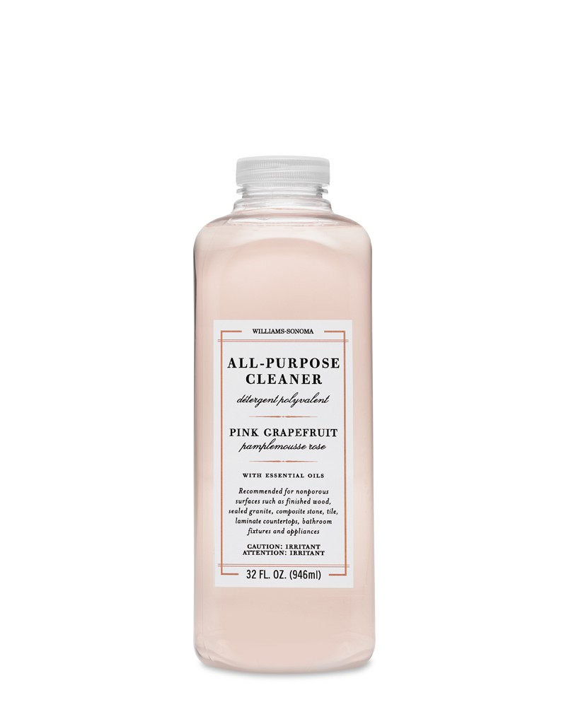 Williams Sonoma Pink Grapefruit All-Purpose Cleaner, 32oz.
