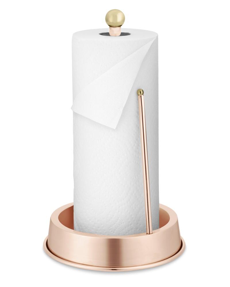 Copper Paper Towel Holder