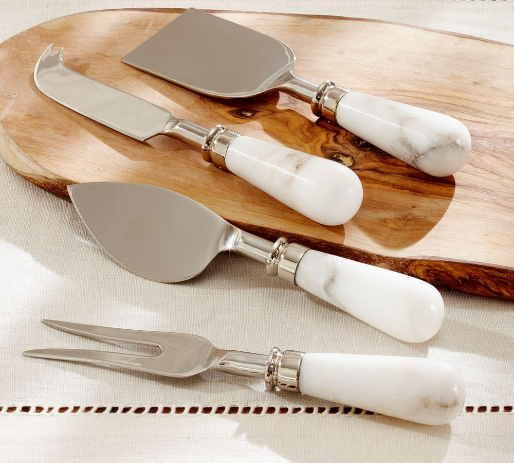 Marble Cheese Knives Williams Sonoma Au