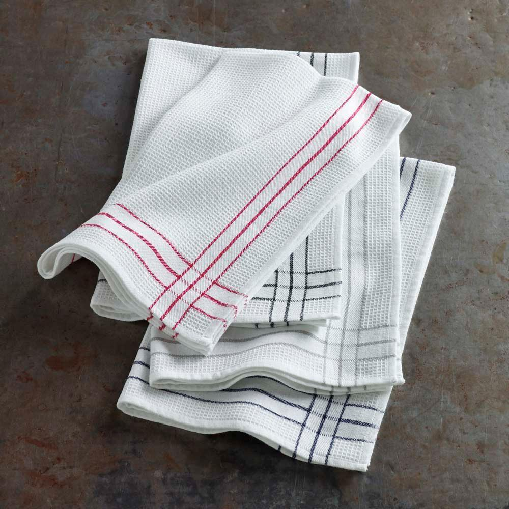 Williams Sonoma Open Kitchen Towels, Set Of 4