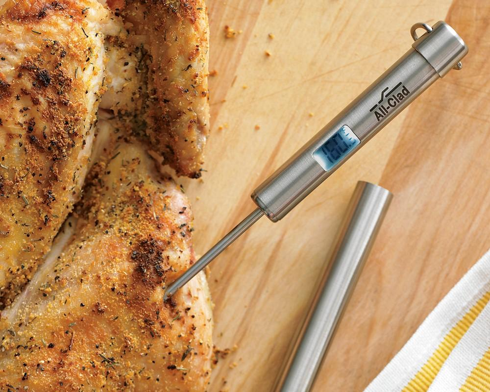 All clad instant read thermometer - All Clad Instant Read Digital Thermometer