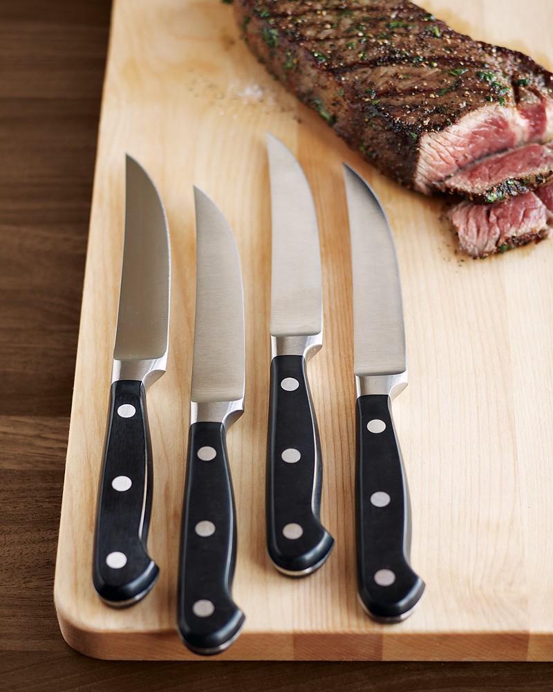 W 252 Sthof Classic 4 Piece Steak Knife Set Williams Sonoma Au