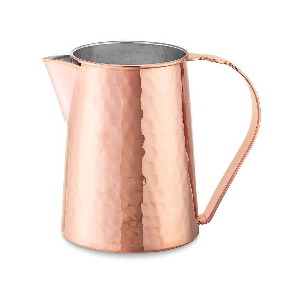 Hammered Copper Jug Williams Sonoma Au
