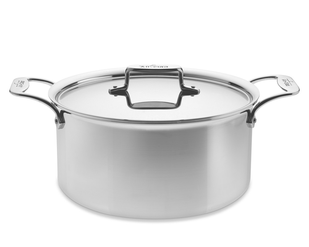 All Clad D5 Stainless Steel Stock Pots Williams Sonoma Au