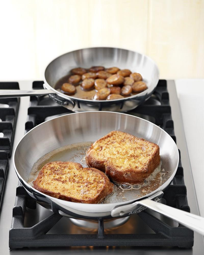 All Clad D5 Stainless Steel French Skillets Williams