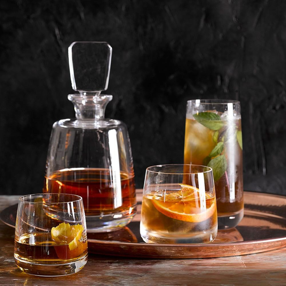 Williams Sonoma Estate Double Old Fashioned
