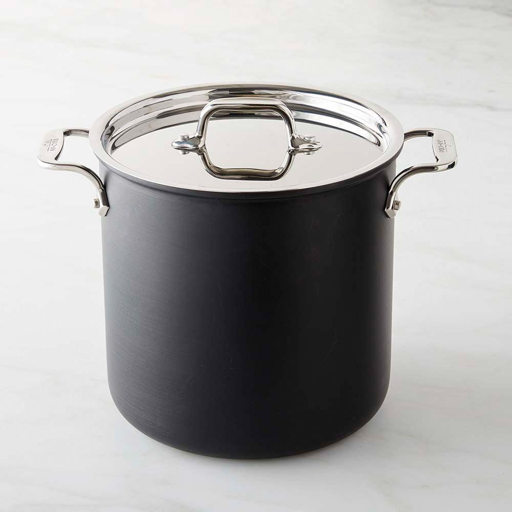 All-Clad NS1 Nonstick Induction Stock Pot - 7.5 L