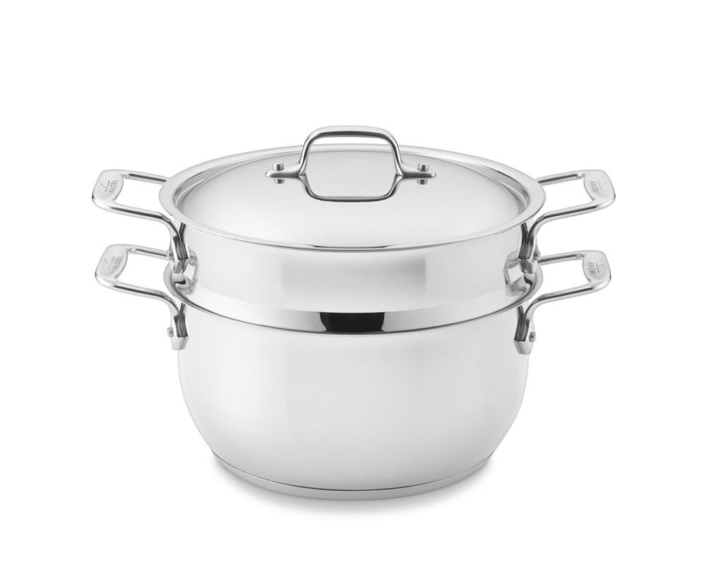 All-Clad Gourmet Accessories Steamer, 4.7 L