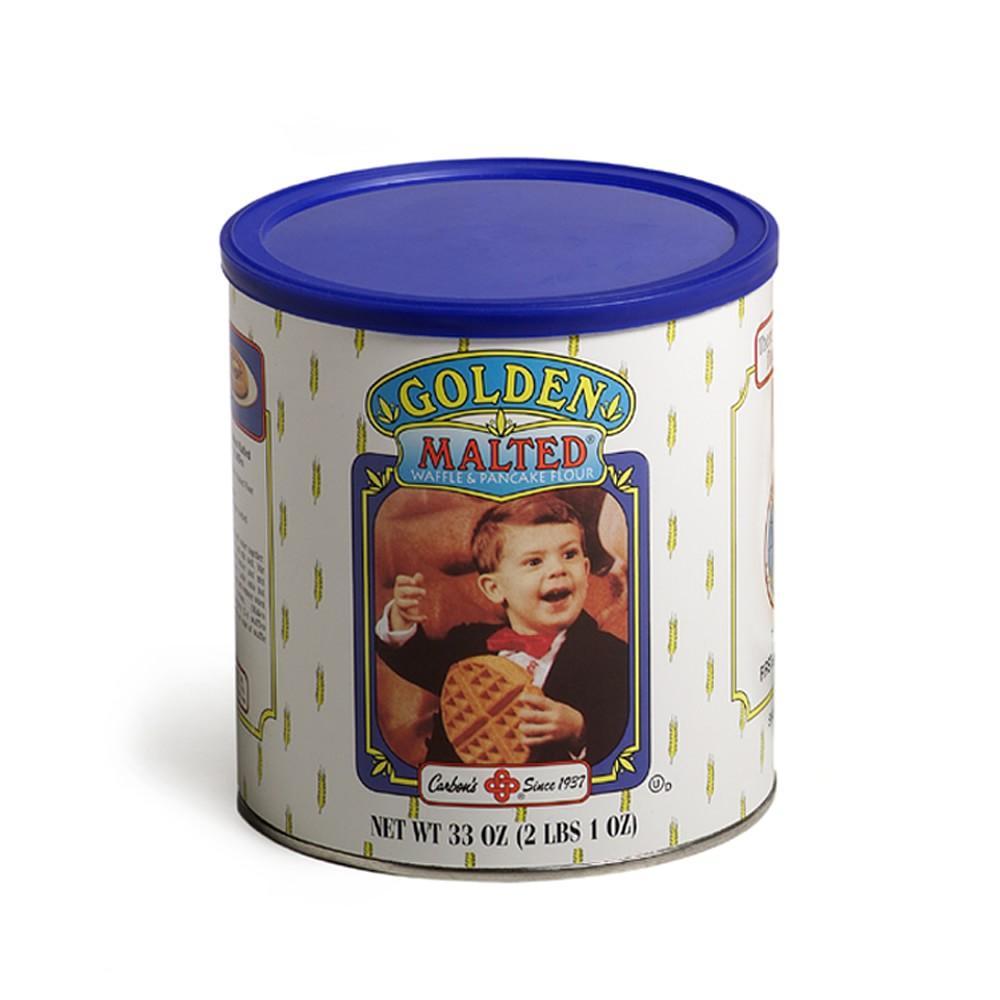 Golden Malted Pancake & Waffle Mix