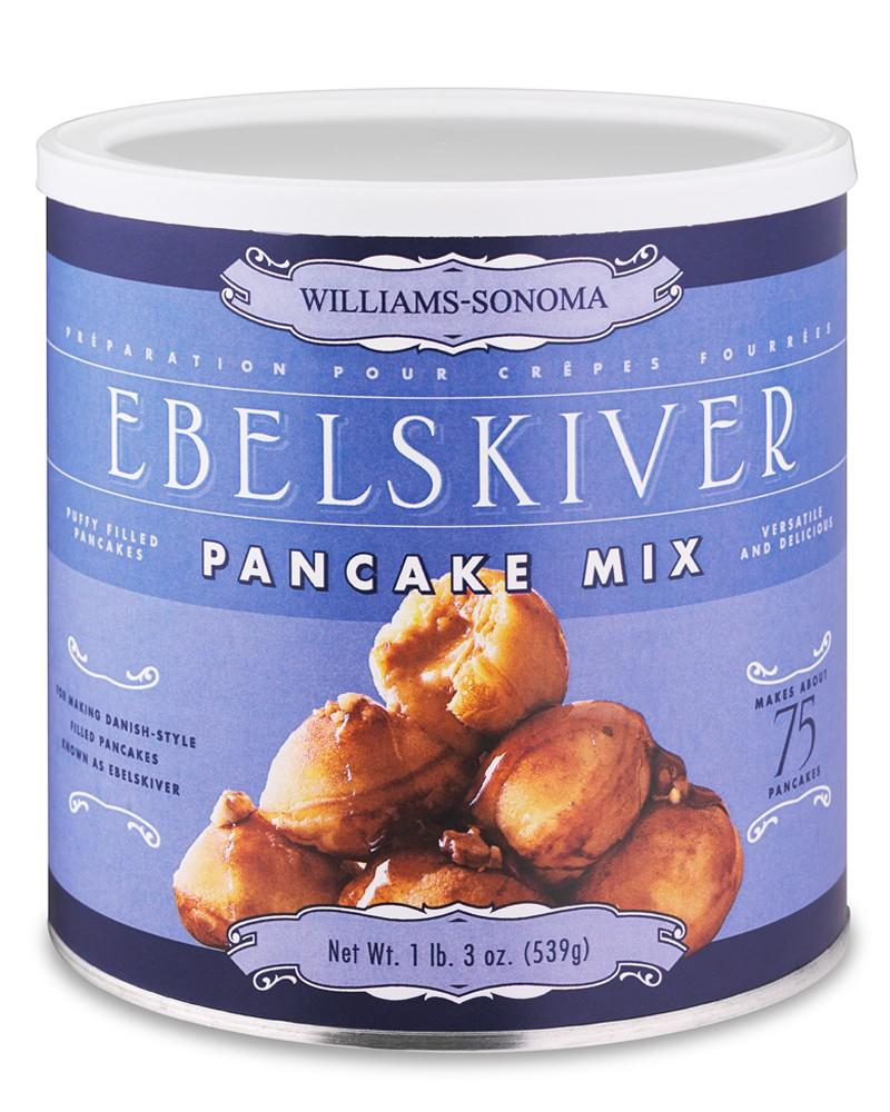 Williams Sonoma Ebelskiver Pancake Mix