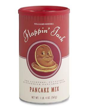 Williams Sonoma Flappin™ Jack Pancake Mix