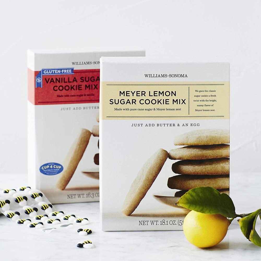 Williams Sonoma Lemon Sugar Cookie Mix
