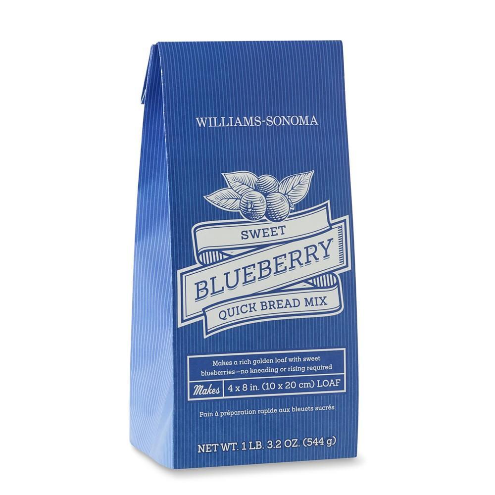 Williams Sonoma Blueberry Quick Bread Mix