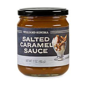Williams Sonoma Salted Caramel Sauce