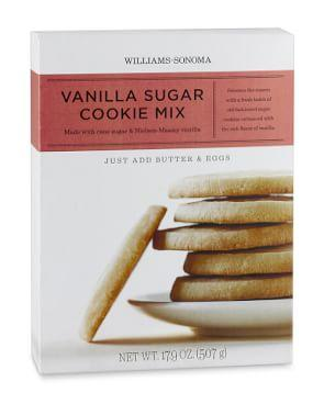 Williams Sonoma Vanilla Sugar Cookie Mix