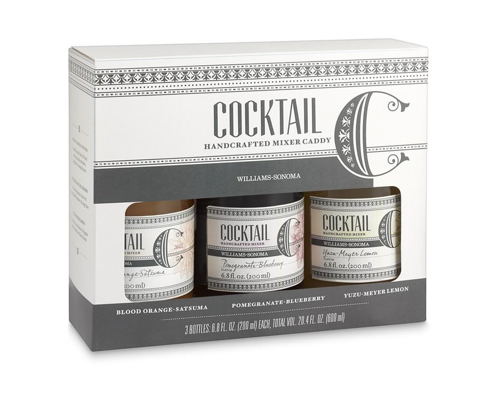 Williams Sonoma Cocktail Mixer Caddy