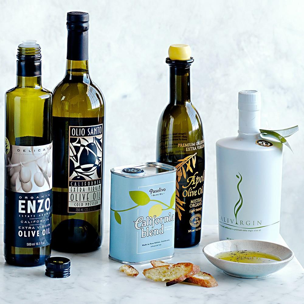 Olio Santo Extra Virgin Olive Oil