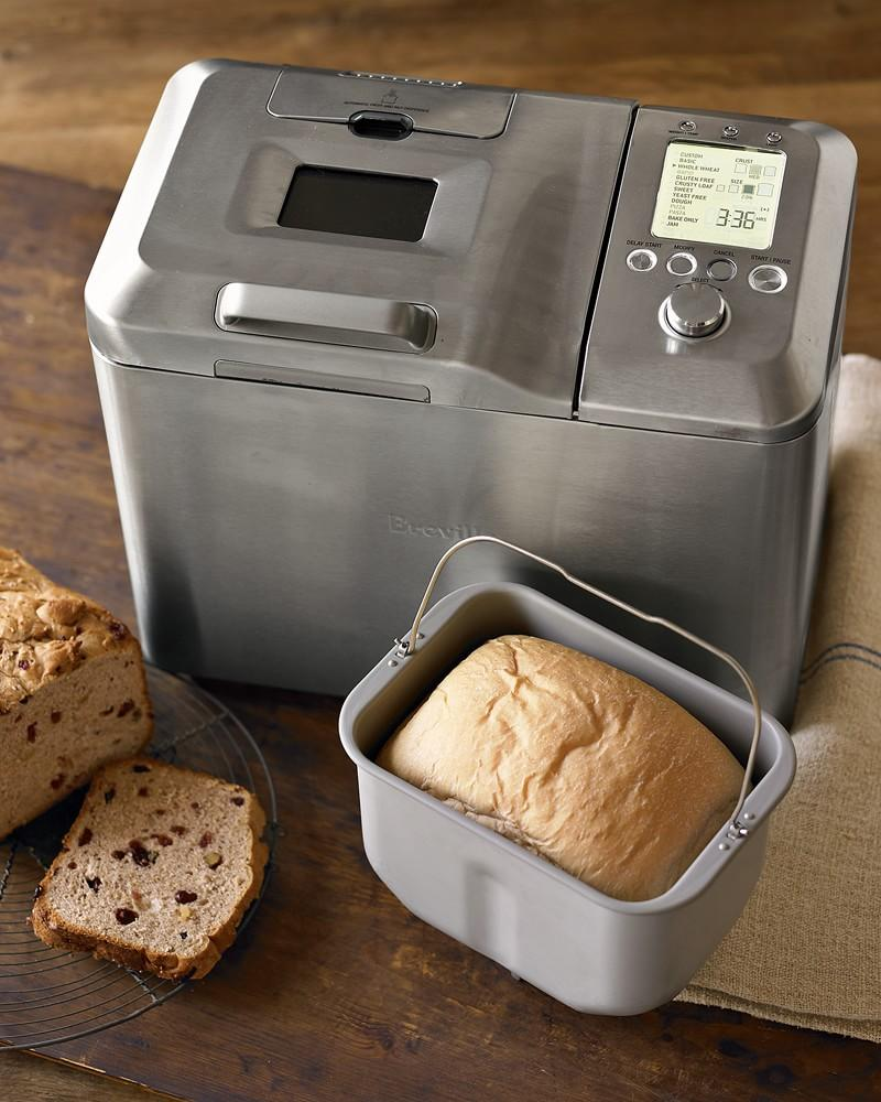 Breville Custom Loaf Bread Maker Williams Sonoma Au