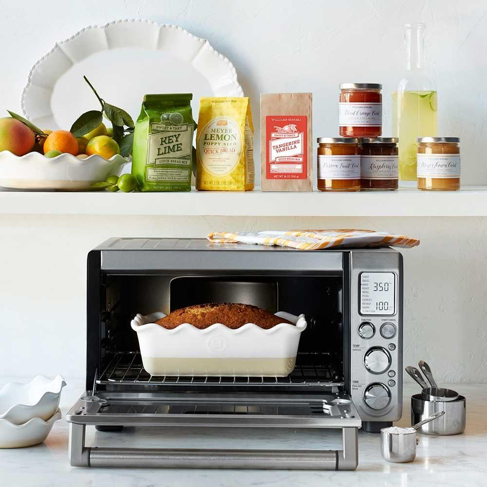 Breville Stainless Steel Smart Oven Pro with Light