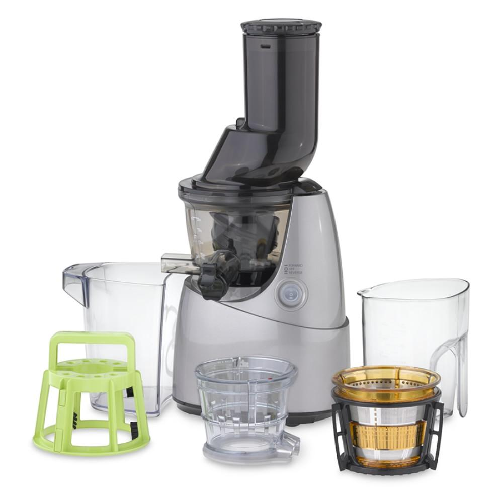 Cold Press Juicer And Slow Juicer : Kuvings WHOLE Slow Cold Press Juicer Williams Sonoma AU