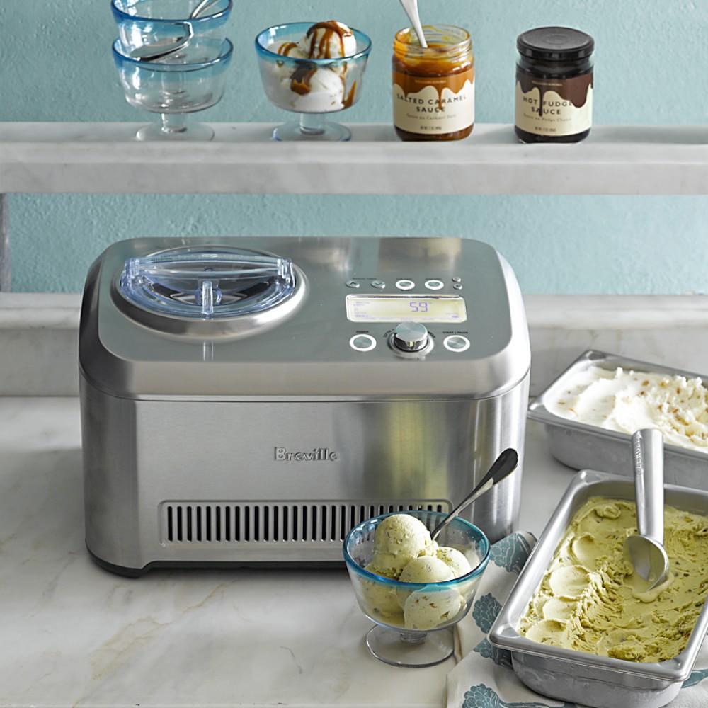 Breville Smart Scoop Ice Cream Maker Williams Sonoma Au