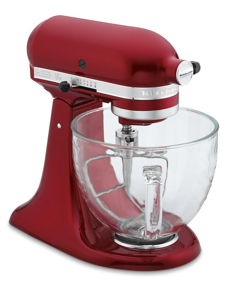 KitchenAid Stand Mixer Glass Bowl Attachment
