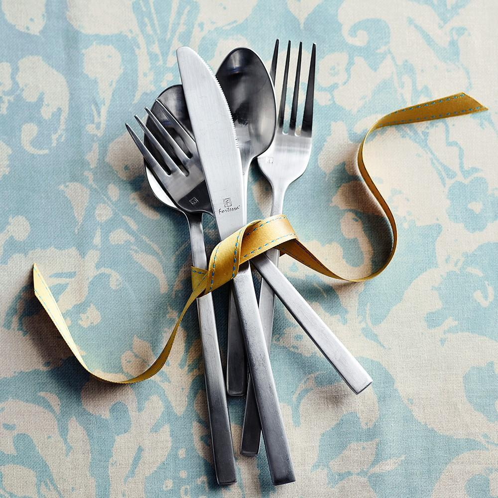Arezzo Brushed Cutlery Place Setting