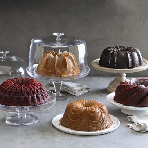 Nordic Ware Chiffon Bundt 168 Cake Pan Williams Sonoma Au
