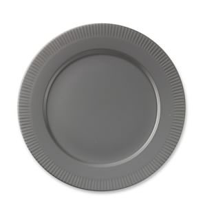 Eclectique Dinner Plate, Grey