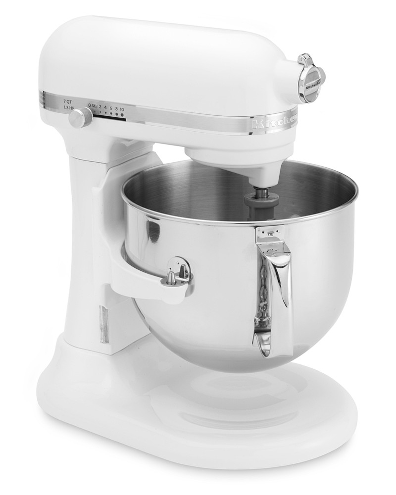 KitchenAid Pro Line® Bowl-Lift Stand Mixer, 6.9 L, Frosted Pearl ...