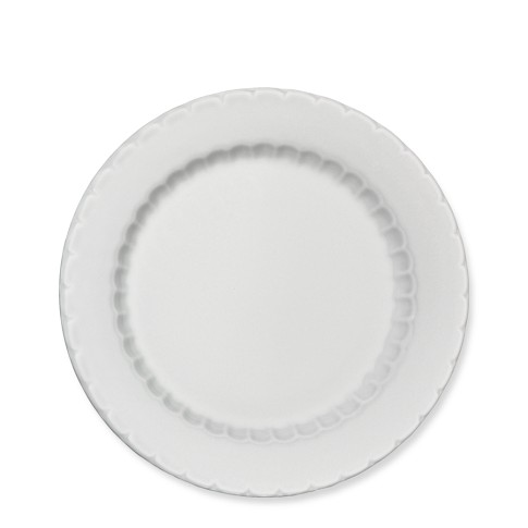 Eclectique Bread & Butter Plate, Grey