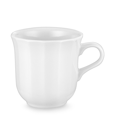 Eclectique Mug, White
