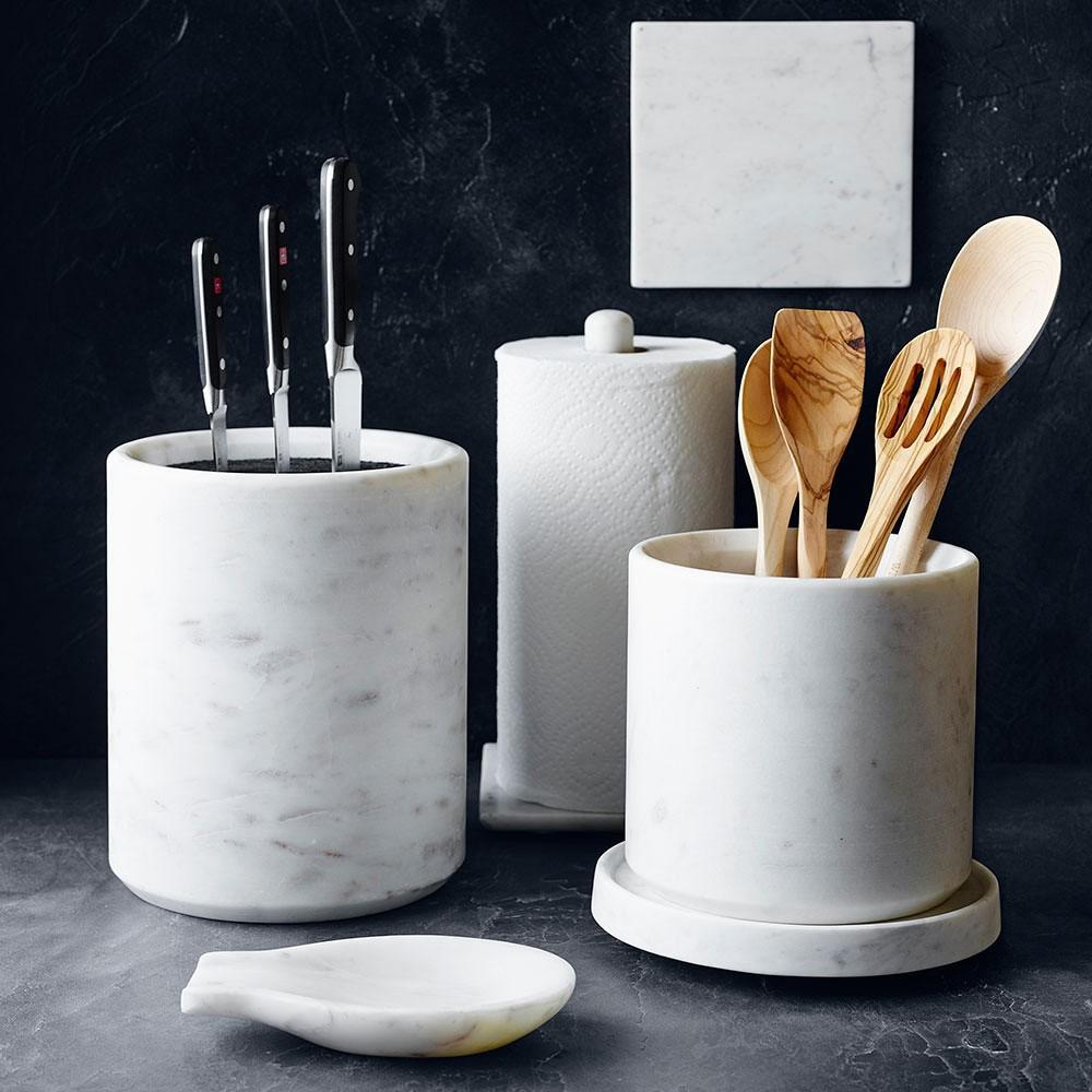Marble Paper Towel Holder Williams Sonoma Au