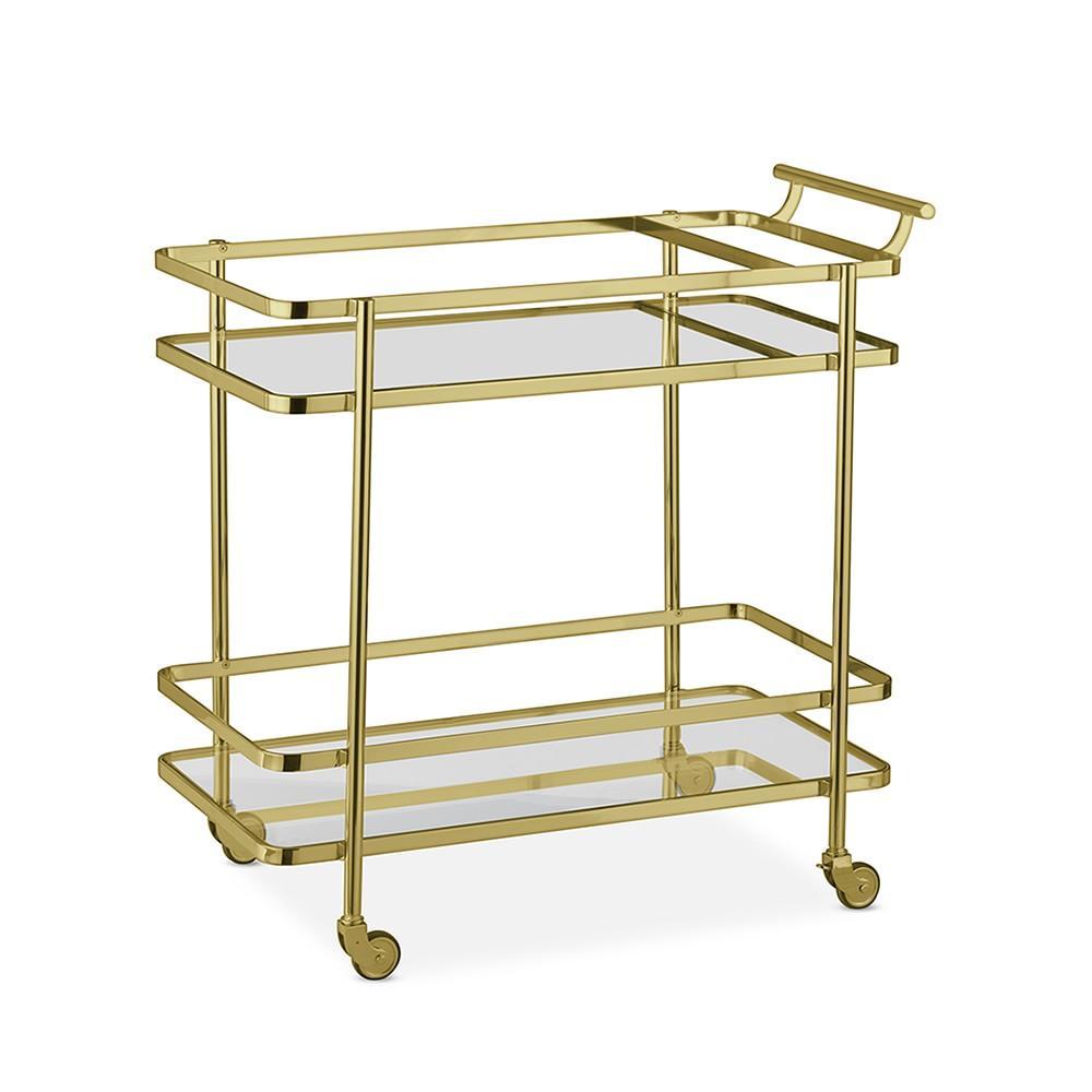 truman bar cart williams sonoma au. Black Bedroom Furniture Sets. Home Design Ideas