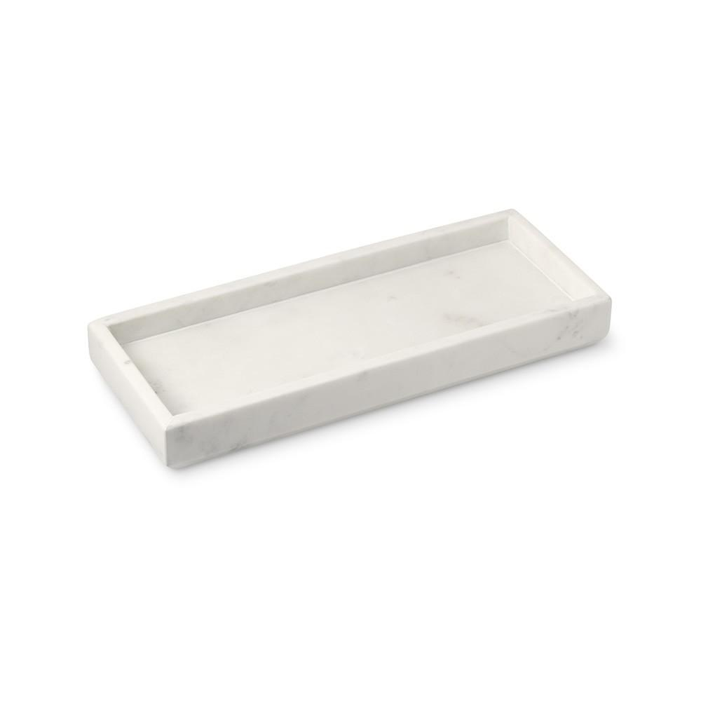White Marble Countertop Tray