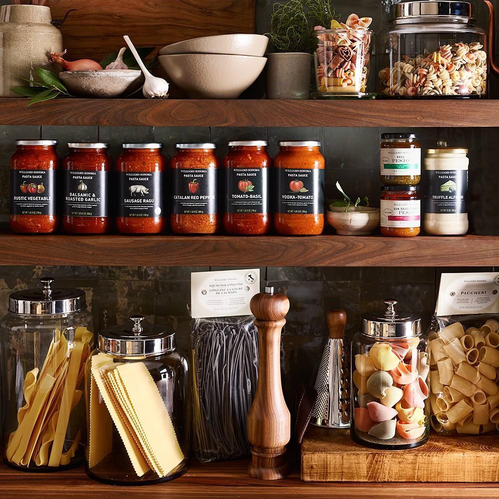 Williams Sonoma Pasta Sauce, Balsamic Roasted Garlic