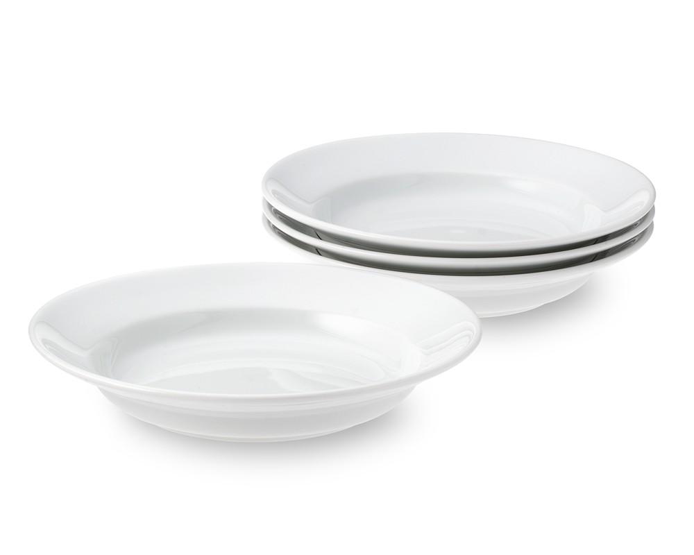 Apilco Très Grande Porcelain Soup Plate