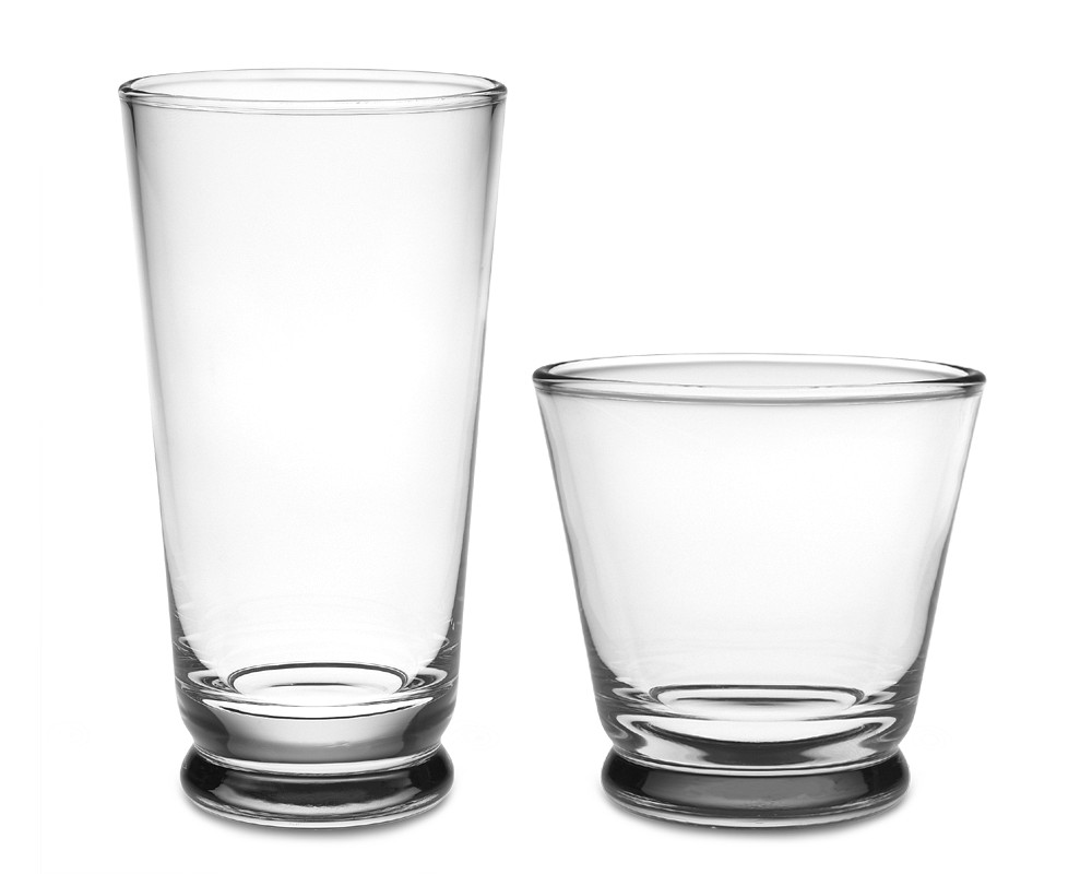 Edward Double Old-Fashioned Glass
