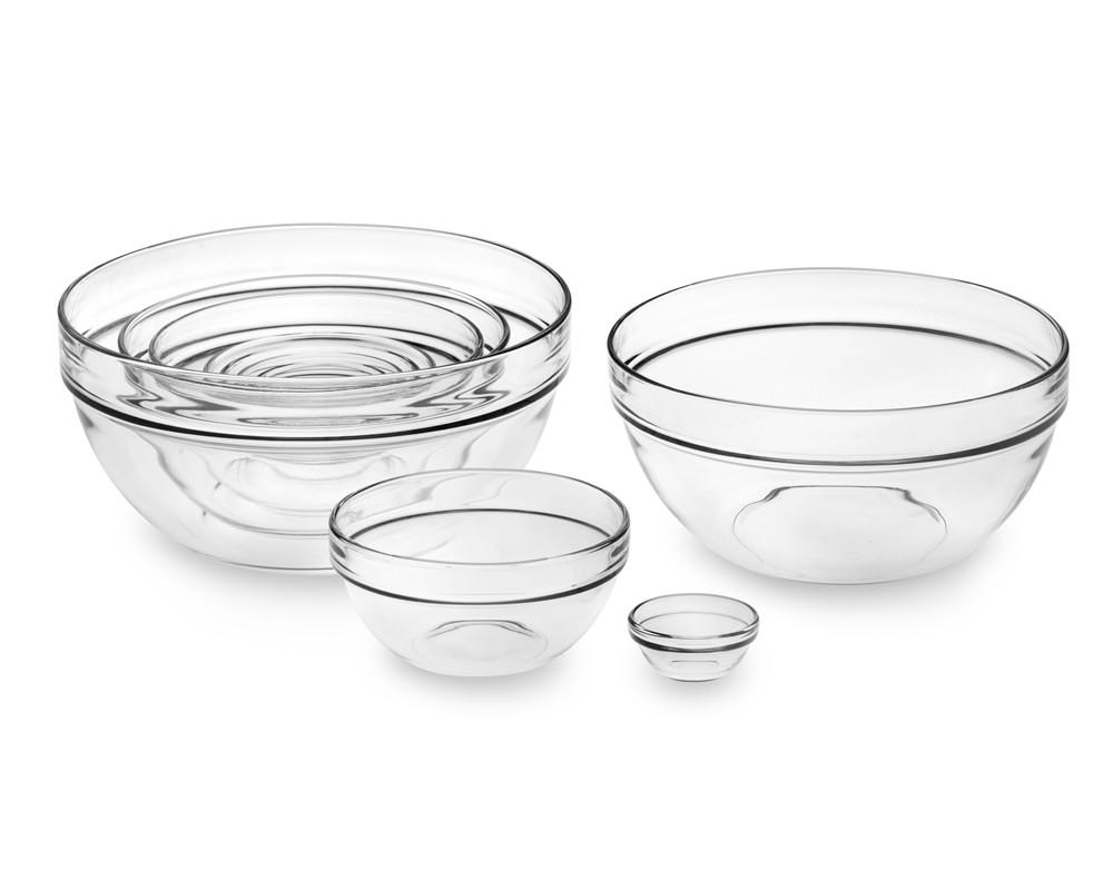 Glass mixing bowls williams sonoma au