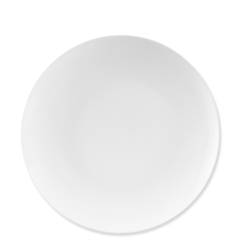 Pillivuyt Coupe Porcelain Dinner Plate