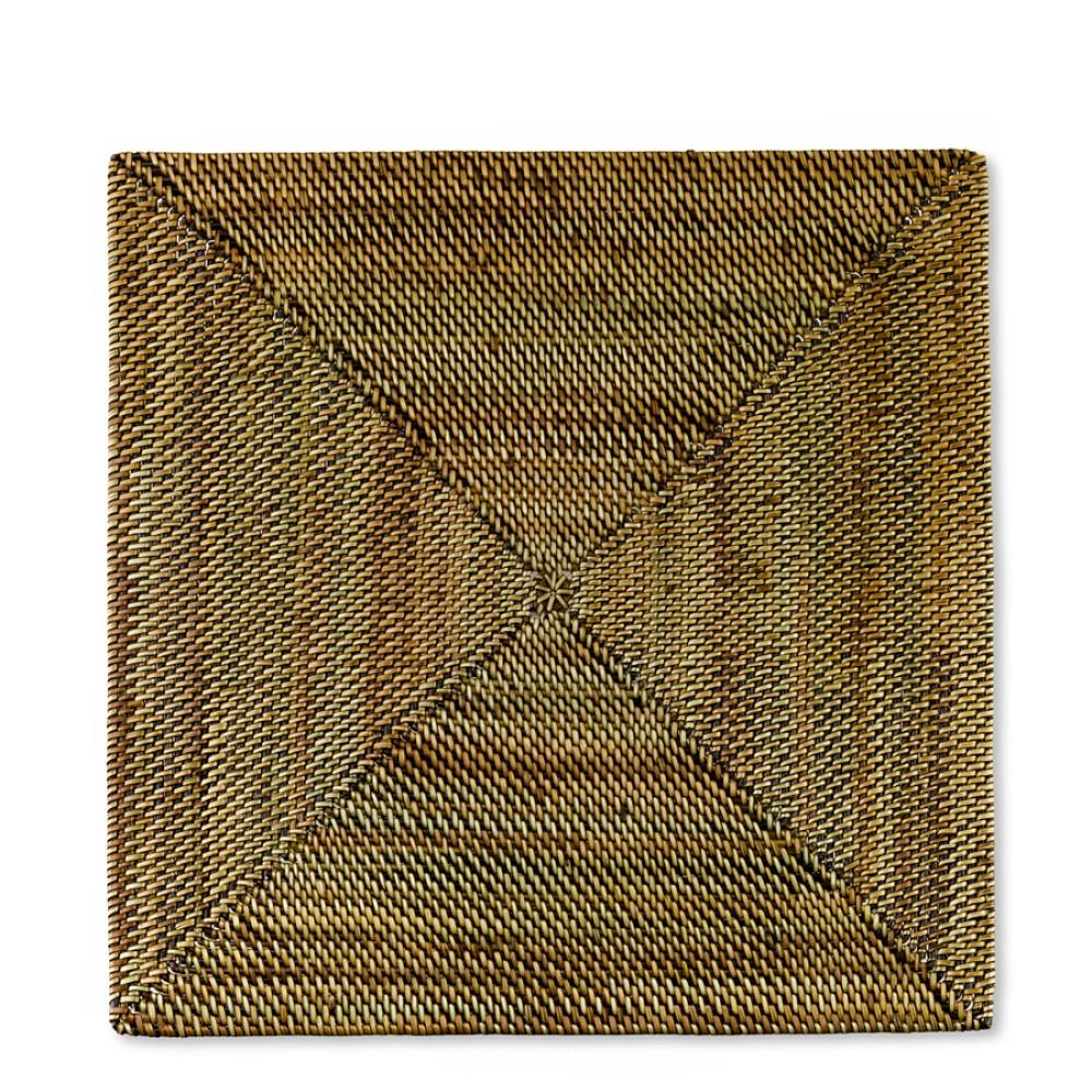 Nito square place mat williams sonoma au for Small square placemats