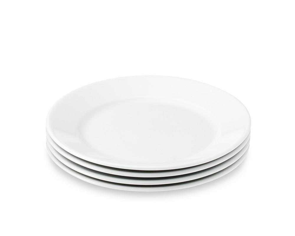 Apilco Très Grande Porcelain Salad Plate
