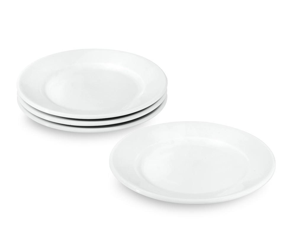 Apilco Très Grande Porcelain Bread & Butter Plate