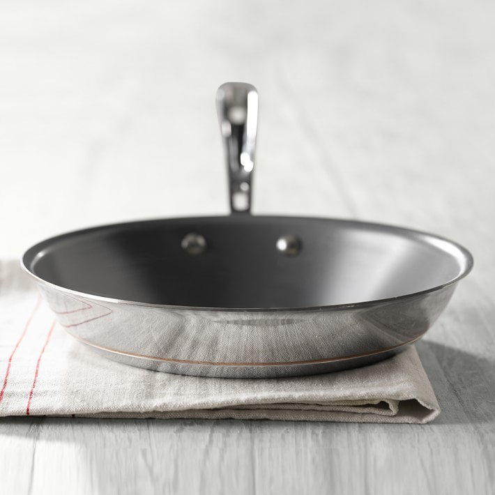 All Clad Copper Core Nonstick Frying Pan Williams Sonoma Au