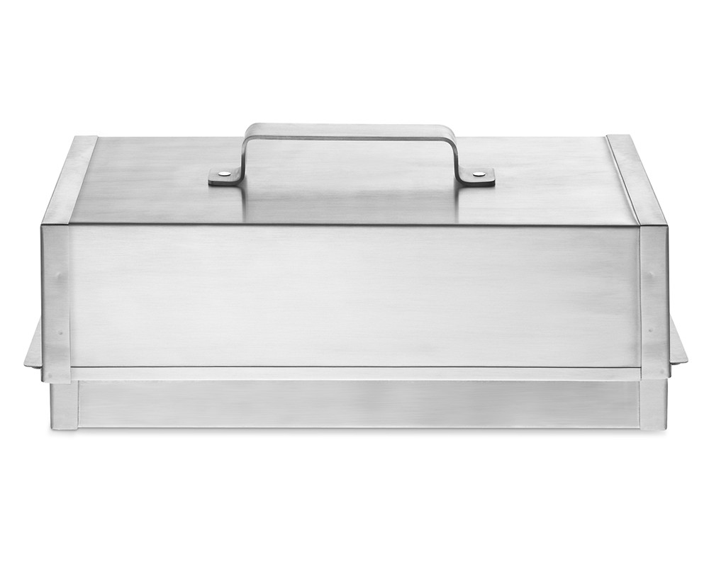 Stainless Steel Smoker Box Williams Sonoma Au